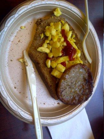Hampton Inn Seattle/Southcenter : Breakfast