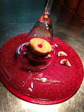 Le Don Camillo : burger de foie gras poele