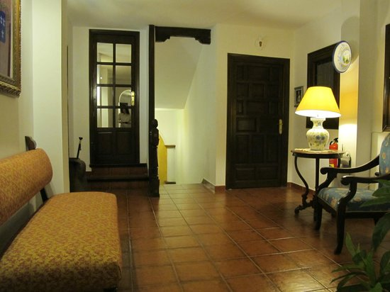 Hotel San Gabriel: Common area