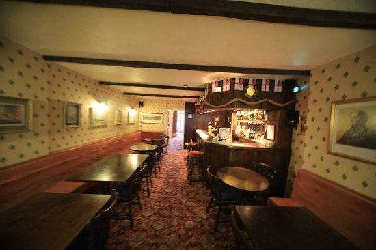 Trevone Hotel: bar