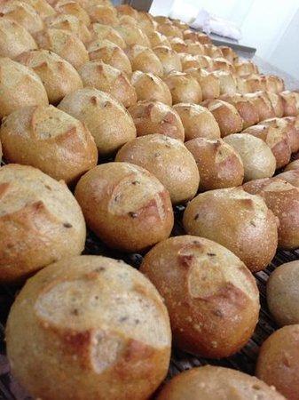 Le Don Camillo : le pain maison...