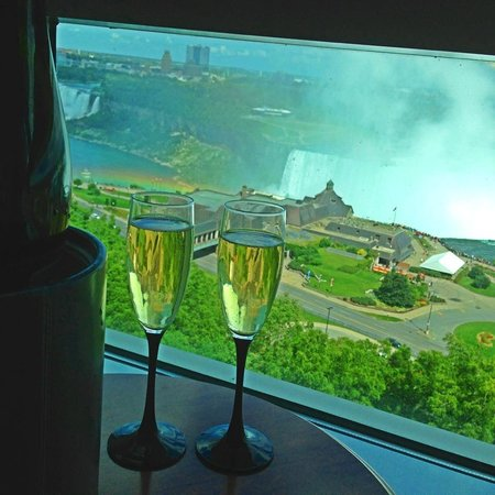 Niagara Falls Marriott Fallsview Hotel & Spa : Awesome view