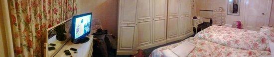 Ritz Edinburgh: Foto panoramica della stanza