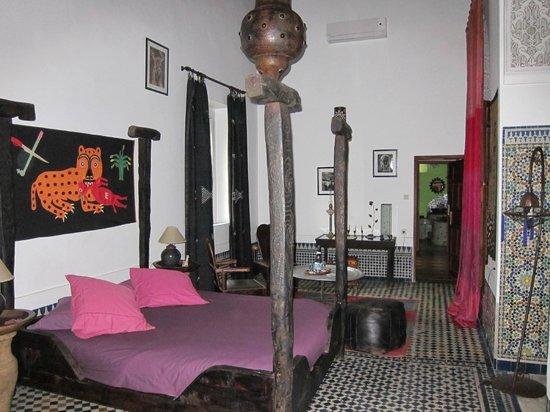 Riad Al Bartal : Room deatil