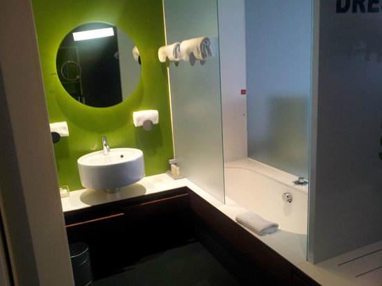 Radisson Blu es. Hotel, Roma : il bagno