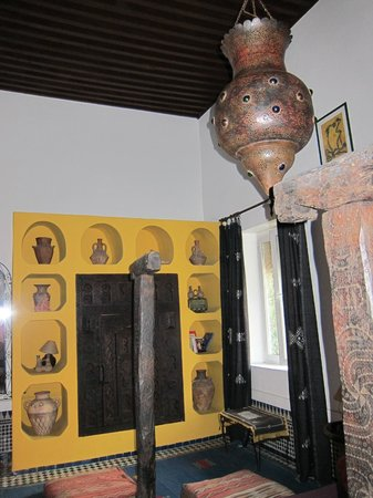 Riad Al Bartal : Riad room