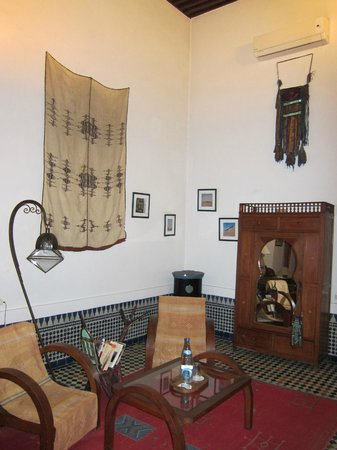 Riad Al Bartal : Room decorations