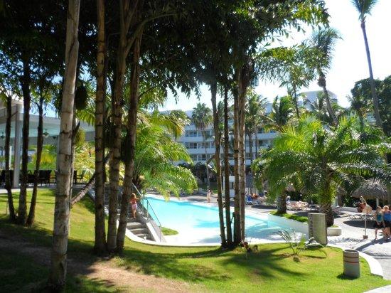 Hotel Riu Naiboa : zona de pileta