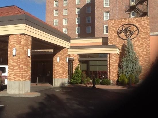 Marcus Whitman Hotel & Conference Center : Great hotel!