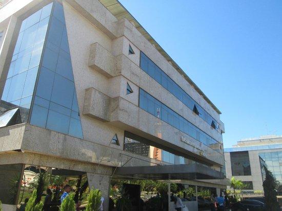 Brasilia Imperial Hotel e Eventos: Fachada