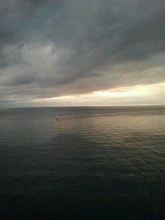 ManarolaSoleMare: Manarola è bella anche quando non c'è il sole