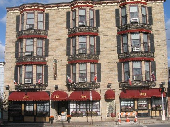 Inn at St. John (Congress Street Front)