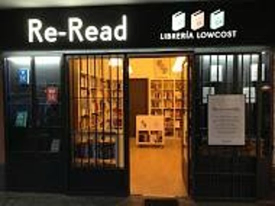 Librería Re-Read