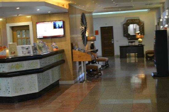 Hotel Apartamento Brisa Sol: Reception