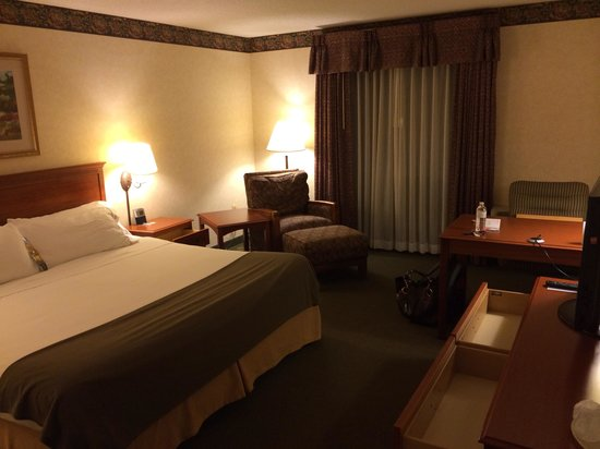 Holiday Inn Express Hotel & Suites Pittsburgh Airport: Standard room #142