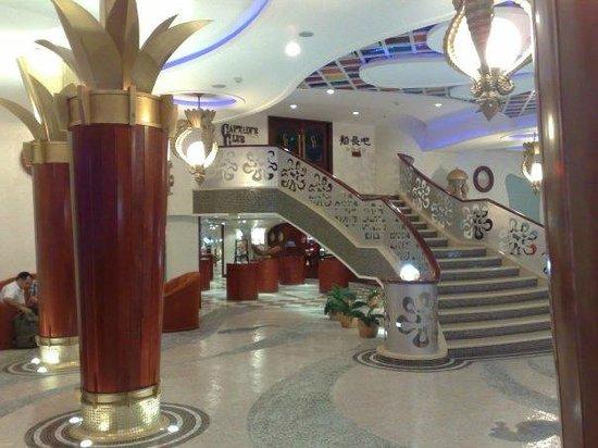 The sea world Hotel