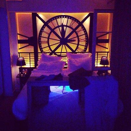 Hôtel Design Secret de Paris : Miser room