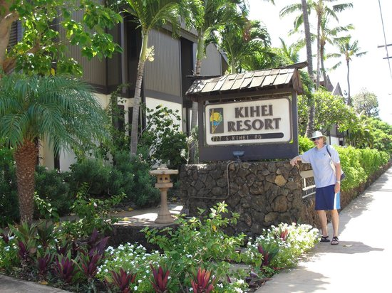 Kihei Resort: You know you're here!