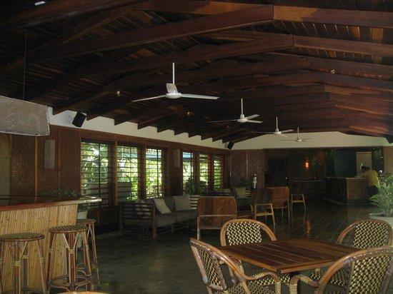 The Harmony Hotel: lobby