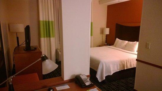 Fairfield Inn & Suites Palm Coast I-95: Bedroom