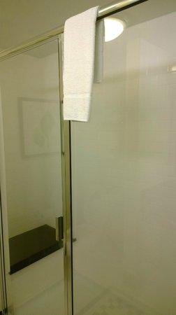 Fairfield Inn & Suites Palm Coast I-95 : The bathroom