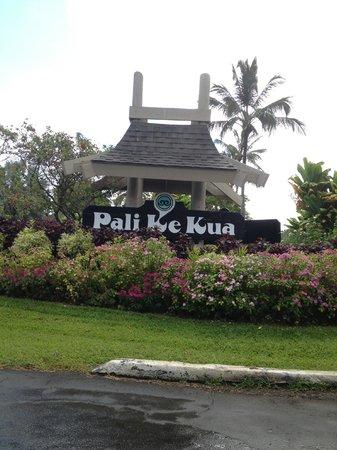 Marc at Princeville Pali Ke Kua : Complex Entry