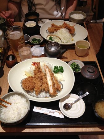 Tonkatsu Wako Shinjuku i-land