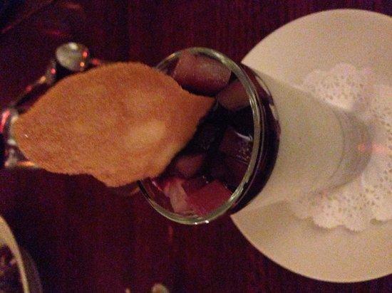 Peyrassol Cafe: Dessert