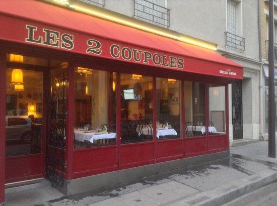 Les deux coupoles paris porte de clichy restaurant reviews phone number photos tripadvisor - Porte de clichy restaurant ...
