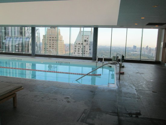 Parker New York: View from the Pool!