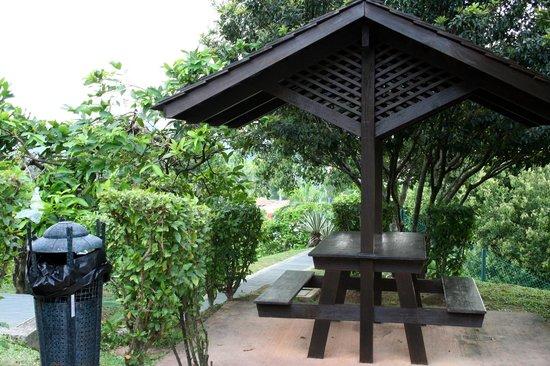 Putrajaya Botanical Garden: Сад