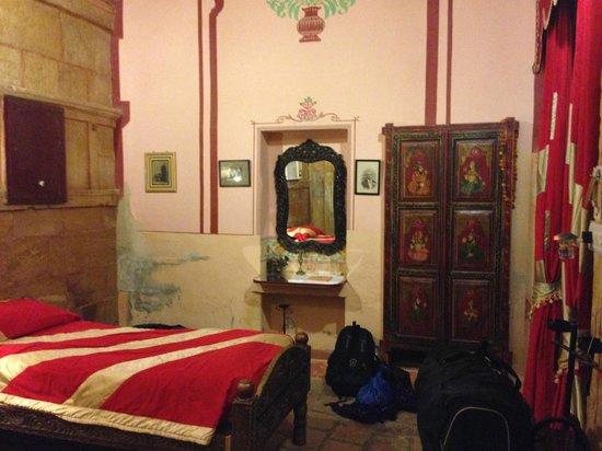 Hotel Nachana Haveli : room