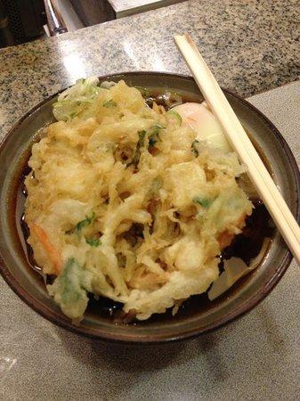 Omoide Yokocho: noodles