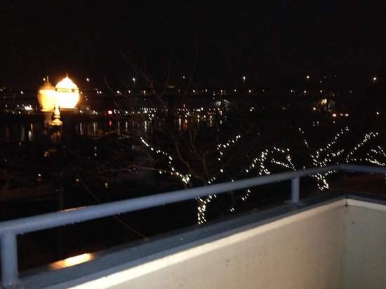 Kimpton RiverPlace Hotel: View from the condo balcony