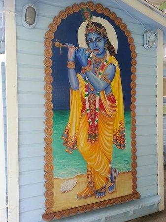 Sivananda Ashram Yoga Retreat: Artwork