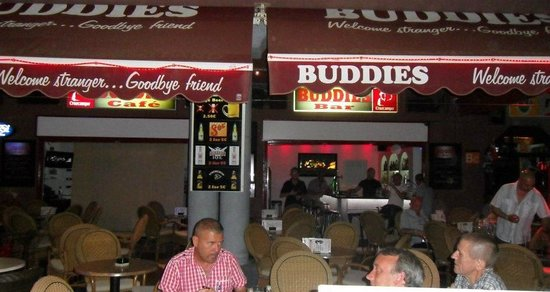 Buddies Bar