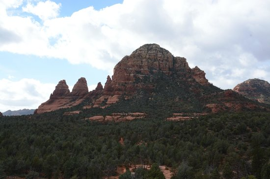 Pink Jeep Tours Sedona: View Along the Broken Arrow Tour