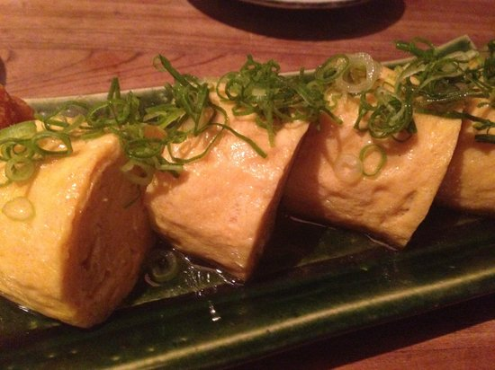 Udonyamacho: 出し巻き卵
