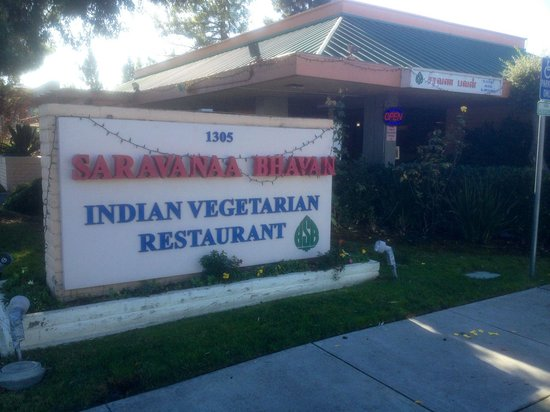 Photo of Indian Restaurant Saravanaa Bhavan at 1305 S Mary Ave, Sunnyvale, CA 94087, United States
