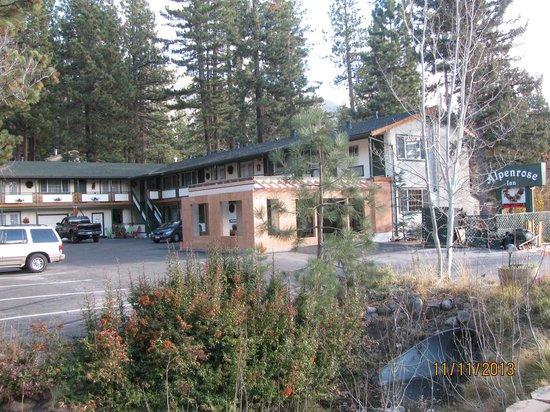 Tranquil Alpenrose Inn