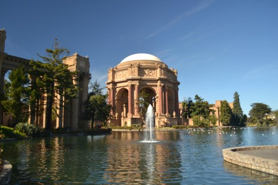 Urban Trek USA: Palace of Fine Art