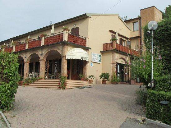 Hotel Le Renaie: the hotel