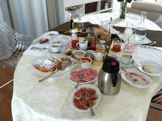 B&B Benelli: Breakfast