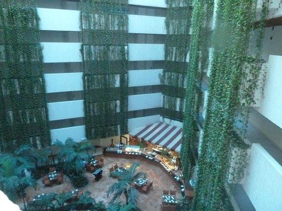 Sunset Royal Cancun Resort: áreas internas