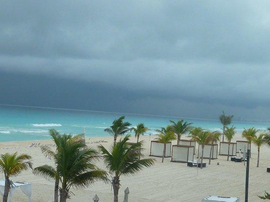 Sunset Royal Cancun Resort: playa del hotel