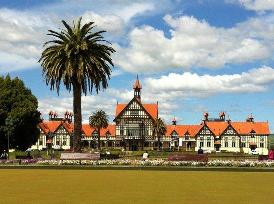 Museo Rotoura: Rotorua Museum