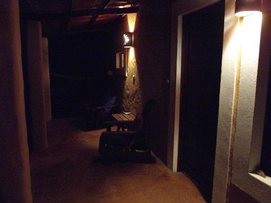 Mundo Milo Eco Lodge: Porch