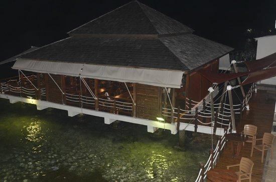 Decameron Los Delfines: Restaurante, lo recomindo, excelente servicio