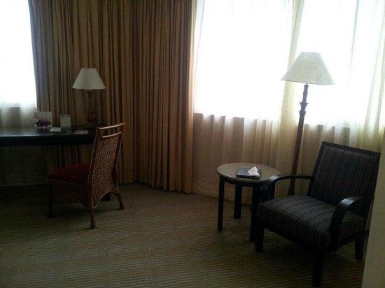 Hotel Equatorial Melaka: bedroom