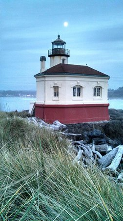 Coquille River Lighthouse: A Historical Lighthouse Masterpiece